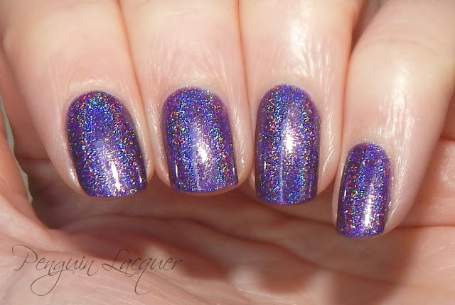 Born Pretty Store Holo Polish 11 flashlight nah