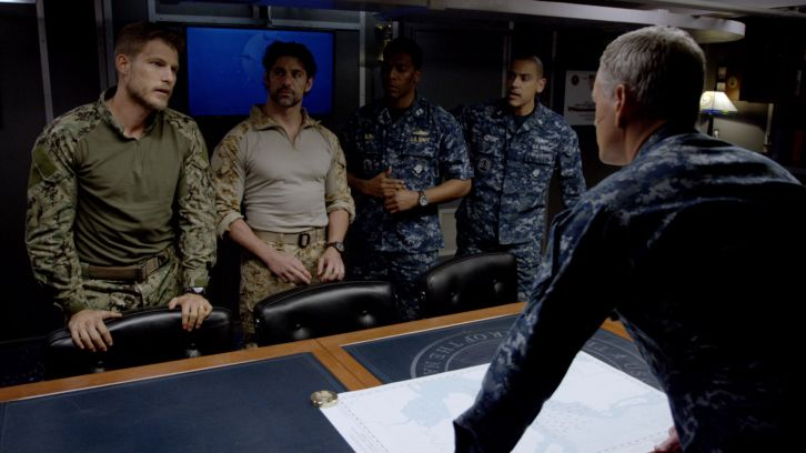 The Last Ship - Episode 3.05 - Minefield - Promo, Press Release + Promotional Photos