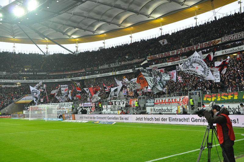 Hoffenheim Eintracht