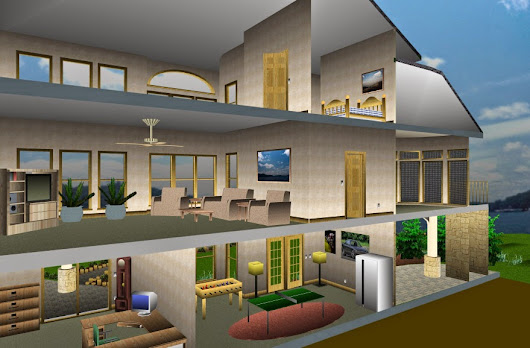 Home Interior Design Software - Punch! Interior Design Suite