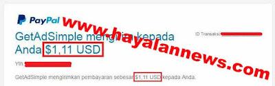 Cara menghasilakan uang dollar $$$ hanya dengan nonton video youtube