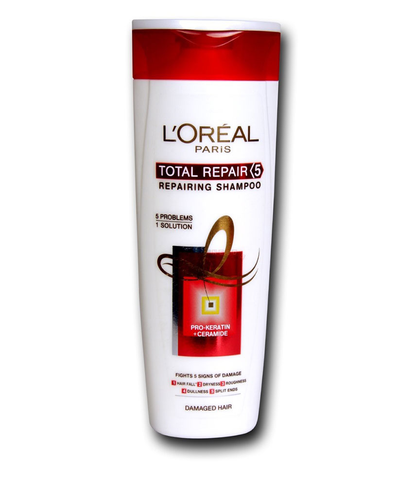 Loreal Paris Total Repair 5 Shampoo 400 ML