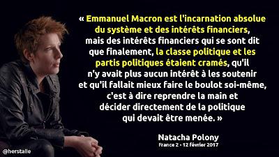 Natacha Polony, farouche opposante de Macron, virée d'Europe 1 (propriété de Lagardère) 4zcrevvx1ofy