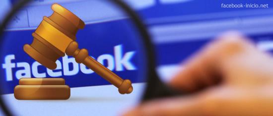 facebook ley