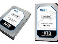 HGST Ultrastar Archive Ha10, HDD 3,5 Inci Berkapasitas 10 TB