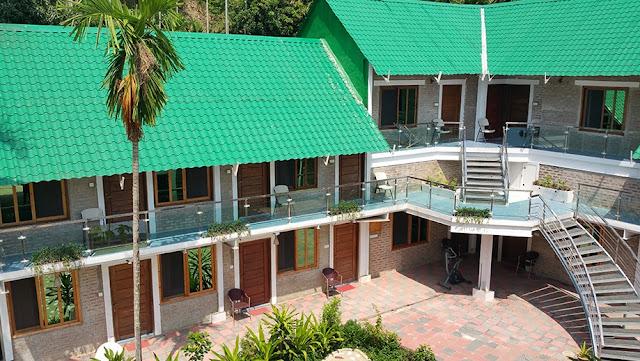 sampan resort
