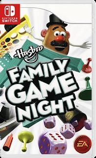 hasbro - Hasbro Game Night Switch NSP