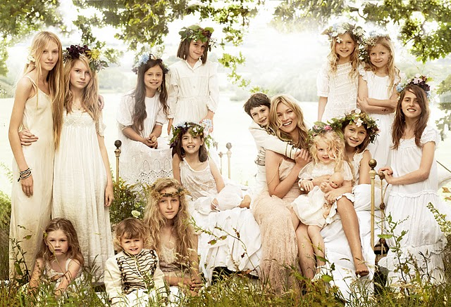 Photos | Kate Moss' Enchanted Wedding