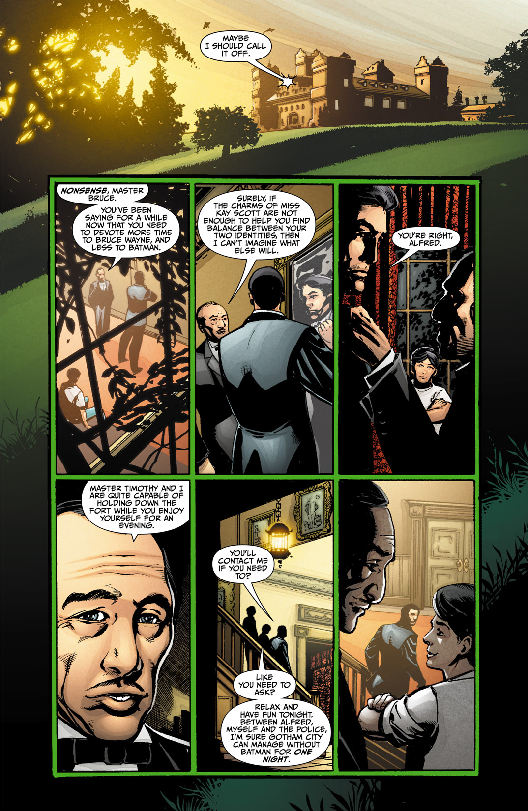 Detective Comics (1937) 835 Page 4
