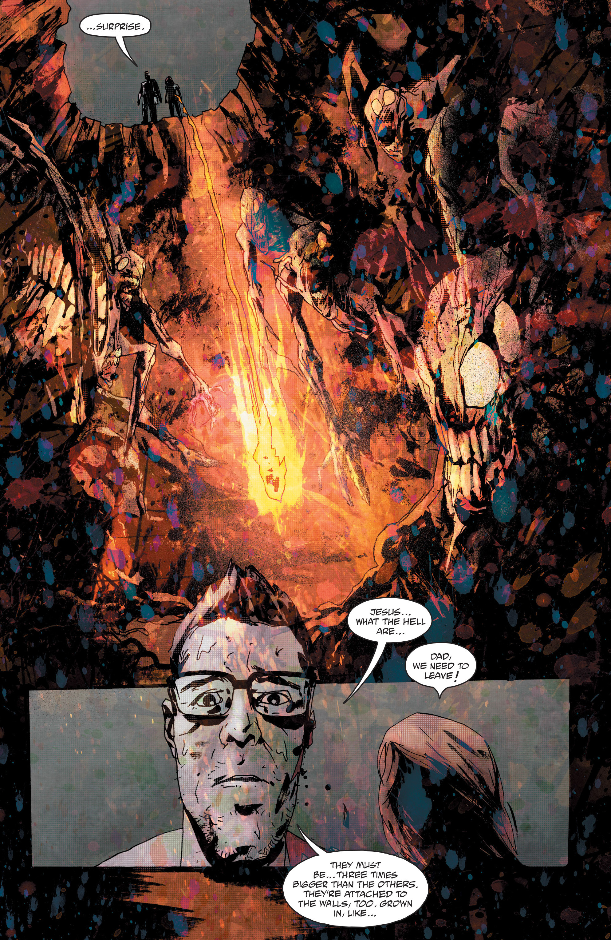Read online Wytches comic -  Issue #6 - 7