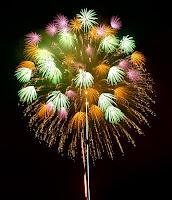 contoh energi kimia kembang api