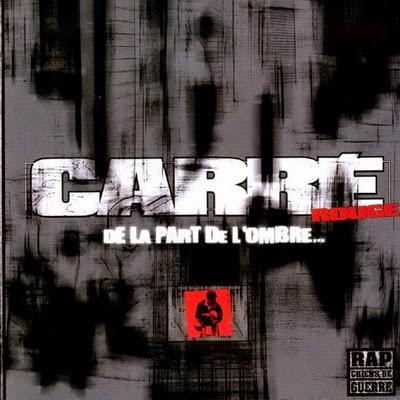 Carré Rouge - De La Part De L'Ombre (2001) flac