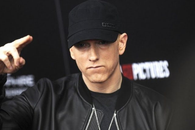 Eminem: Trump Mencuci Otak Masyarakat
