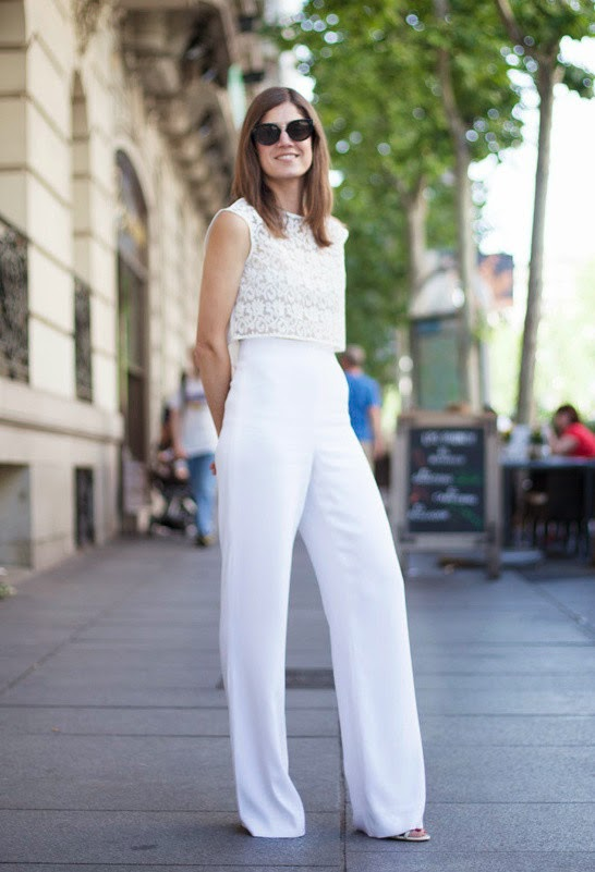 Ideas of How to Wear Palazzo Pants | GirlBelieve