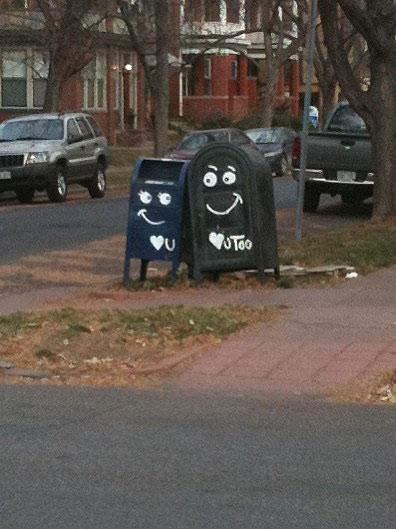 what constitutes graffiti in my neighborhood