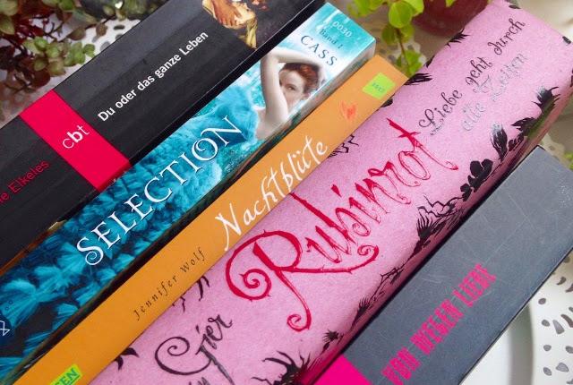 """#SpellyourNameinBooks : Gastbeitrag : """"buchblueten"""" stellt sich vor"""