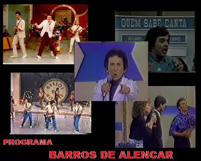 PROGRAMA BARROS DE ALENCAR