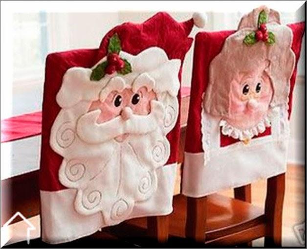 Manualidades - Figuras navidenas para decorar ...