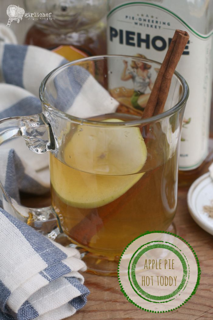 Apple Pie Hot Toddy