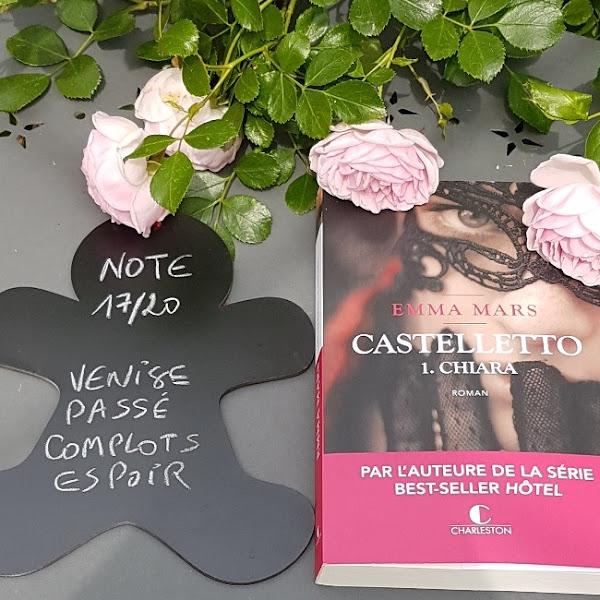Castelletto, tome 1 : Chiara de Emma Mars