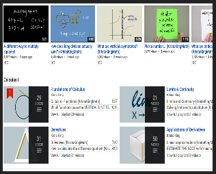 20 Excellent YouTube Channels for Math Teachers