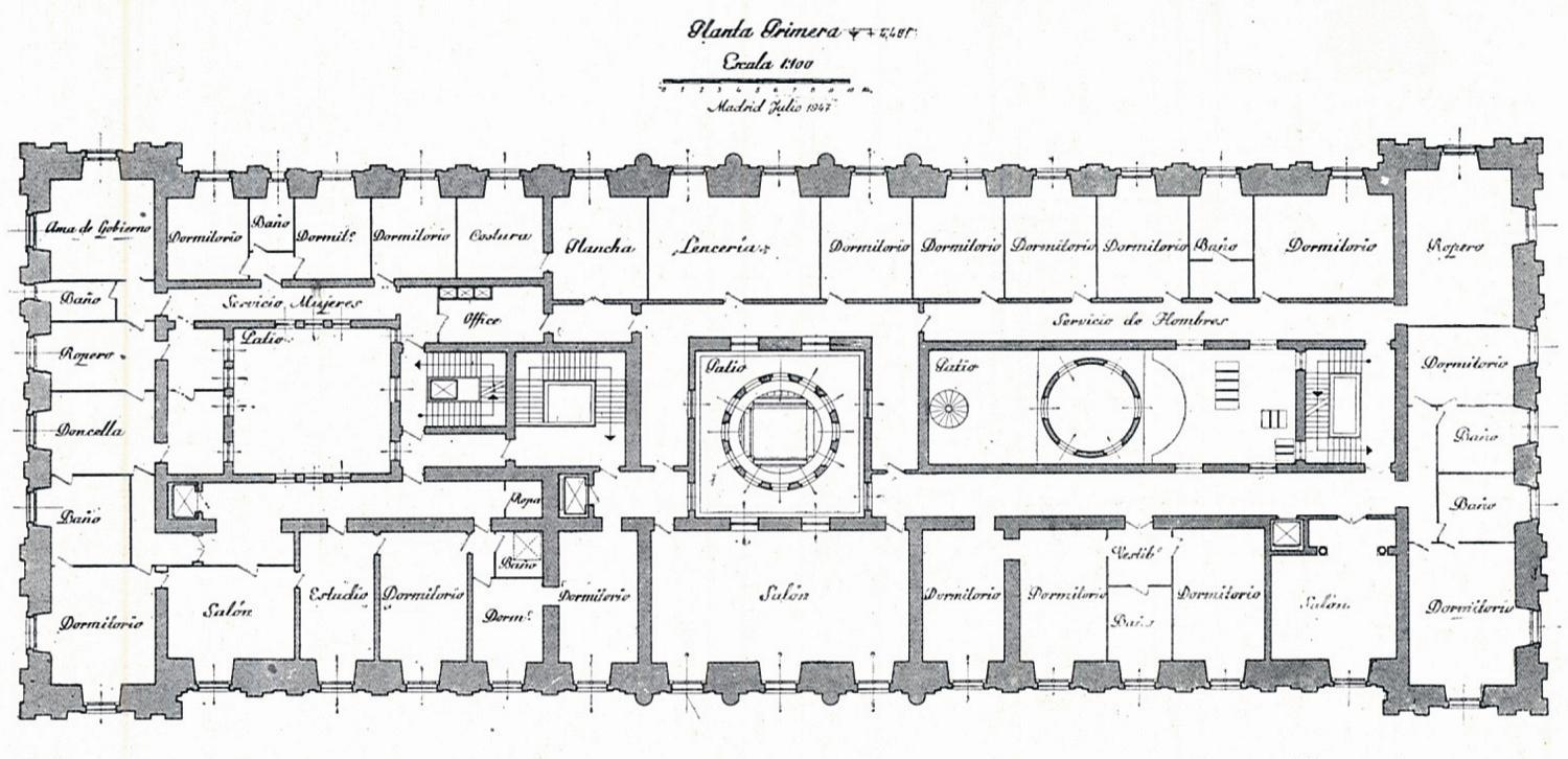 Palace floor plans thefloors co for Palace plan