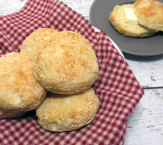 J.P.'s Big Daddy Biscuits Recipe
