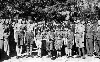 الحركة الوطنية الجزائرية  ما بين 1946 - 1954