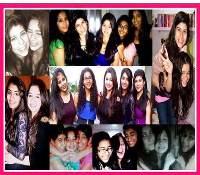 Sara Tendulkar and Sana Ganguly friendship,