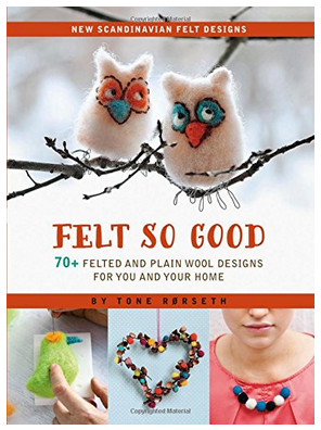Felt So Good book review by the funky felter