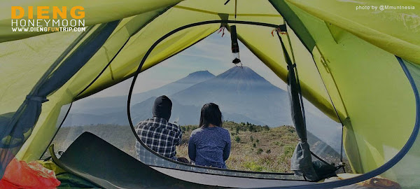 paket honeymoon dieng