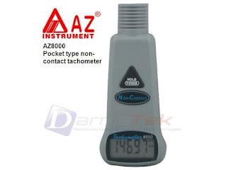 Darmatek Jual AZ-8000 Non Contact Tachometer