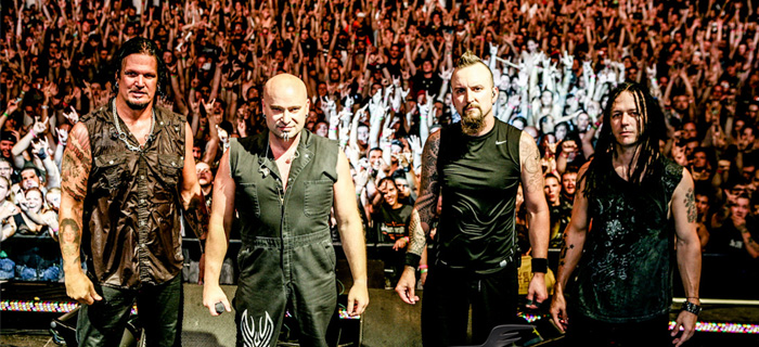 Disturbed biography