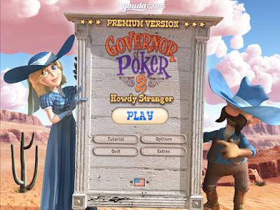 撲克總督2(Governor of Poker2),撲克紙牌策略遊戲!