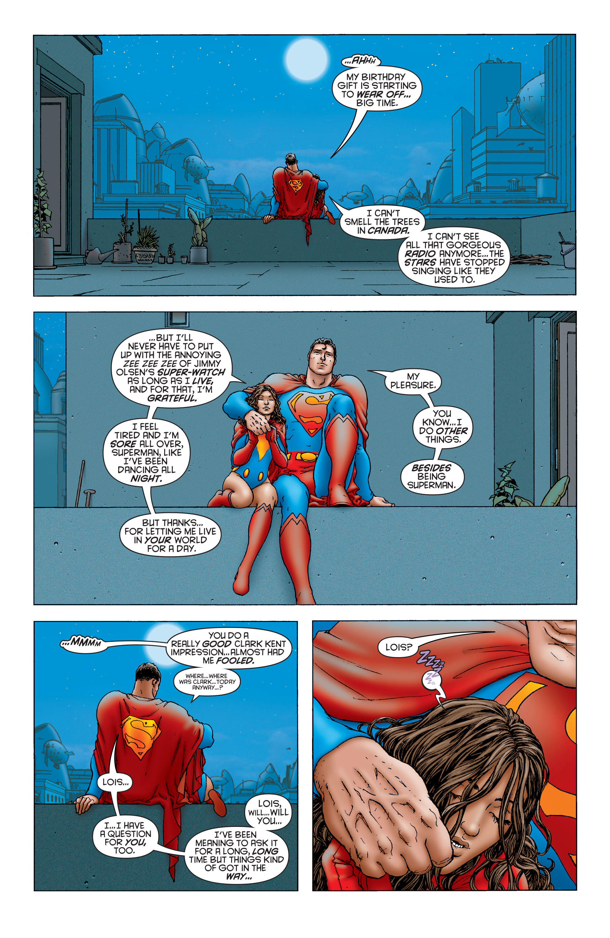 Read online All Star Superman comic -  Issue #3 - 22