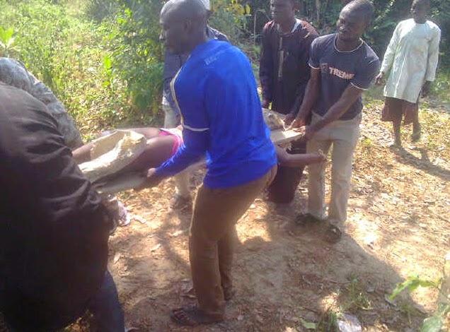 ritualists behead girl iwo osun state
