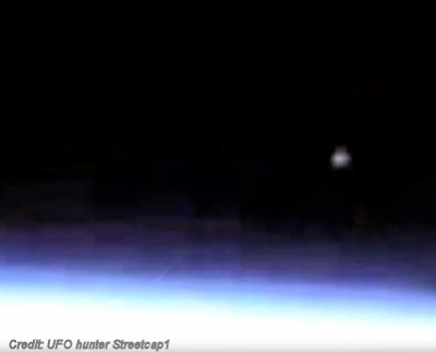 Video Feed of Mysterious 'UFO' Explained by NASA