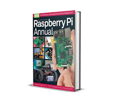 FREE E-BOOK Raspberry Pi Annual