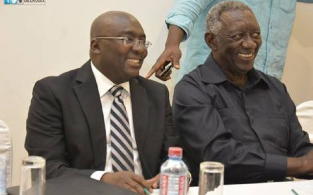 Give NPP chance to reboot Ghana - Kufuor [Video]