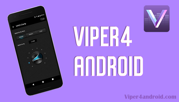 Viper4android APK download Free - Enhance Audio Experience