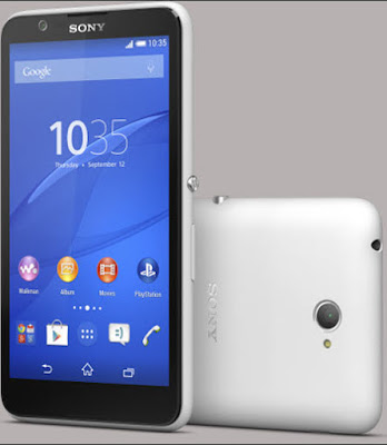 Sony Xperia E4 complete specs and features