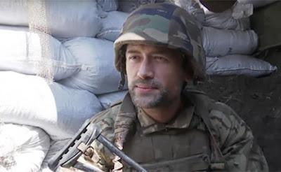Росийський актор Пашинін розповів, заради чого воює