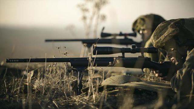 """""""Francotiradores israelíes, listos para matar incluso a niños"""""""