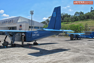 Cessna 172, Subic Airport, Naval Aviator Training Squadron NATS, Naval Air Group, Philippine Navy, Britten-Norman Islander
