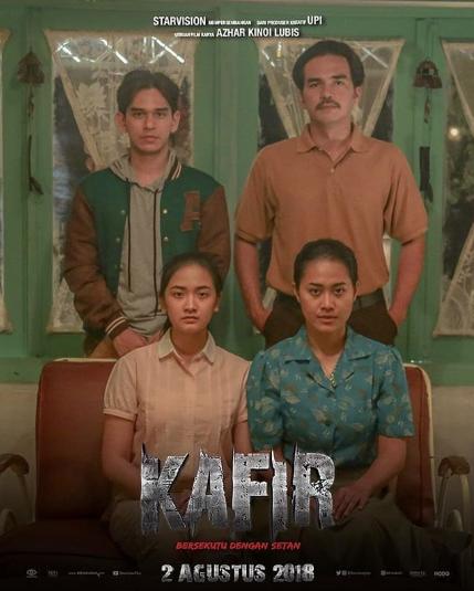review film kafir 2018 sudjiwo tedjo putri ayudya