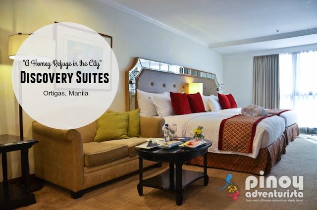 Discovery Suites in Ortigas Pasig Manila