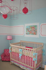 Nursery/Big Room Reveal