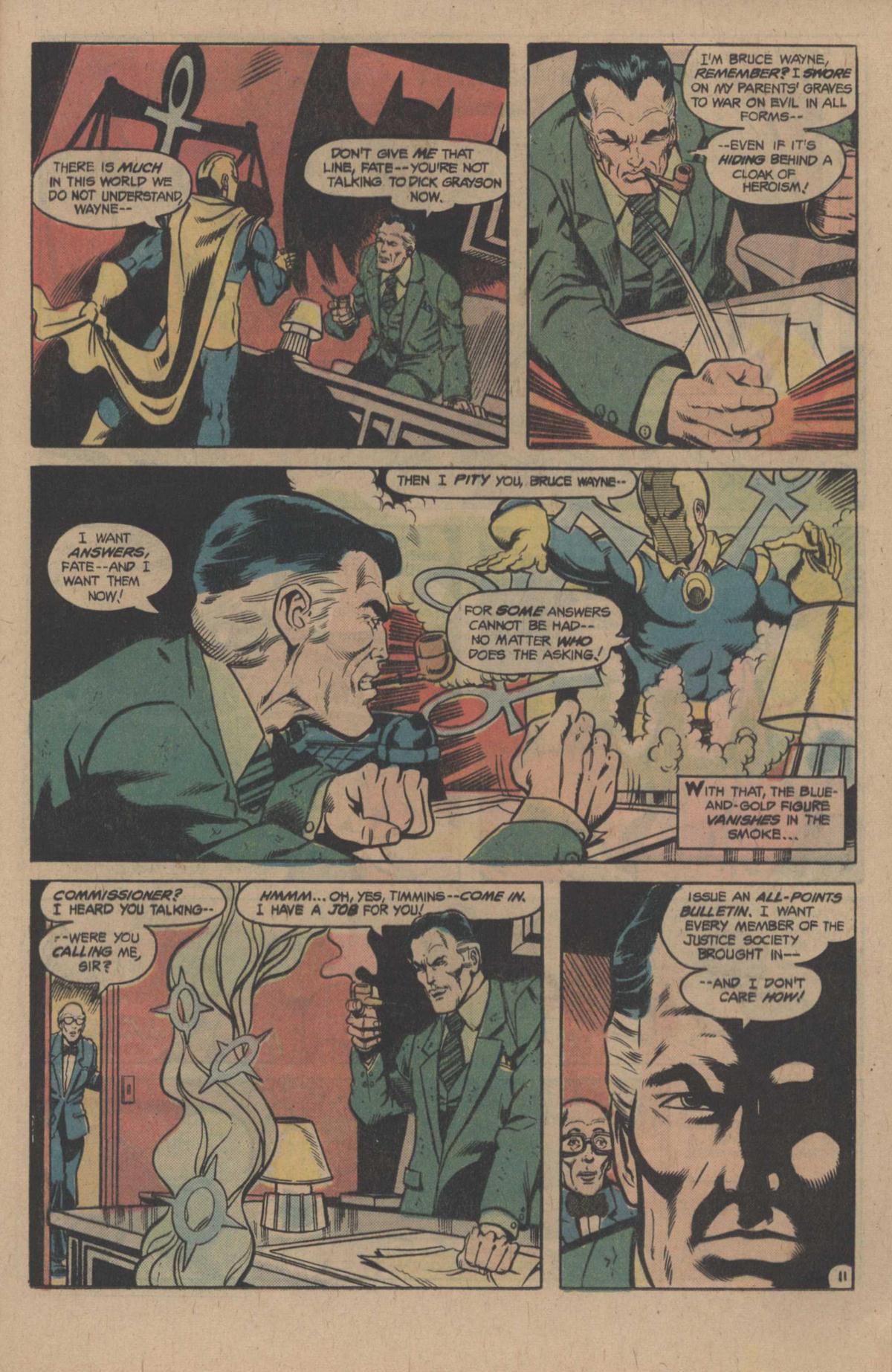 Read online All-Star Comics comic -  Issue #67 - 21
