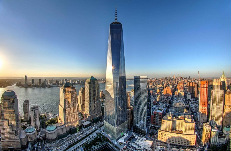 Documentary : Freedom Tower - One World Trade Center