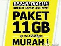 Paket Internet Indosat IM3 Mentari Murah